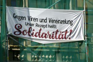 Unser Rezept heißt Solidarität